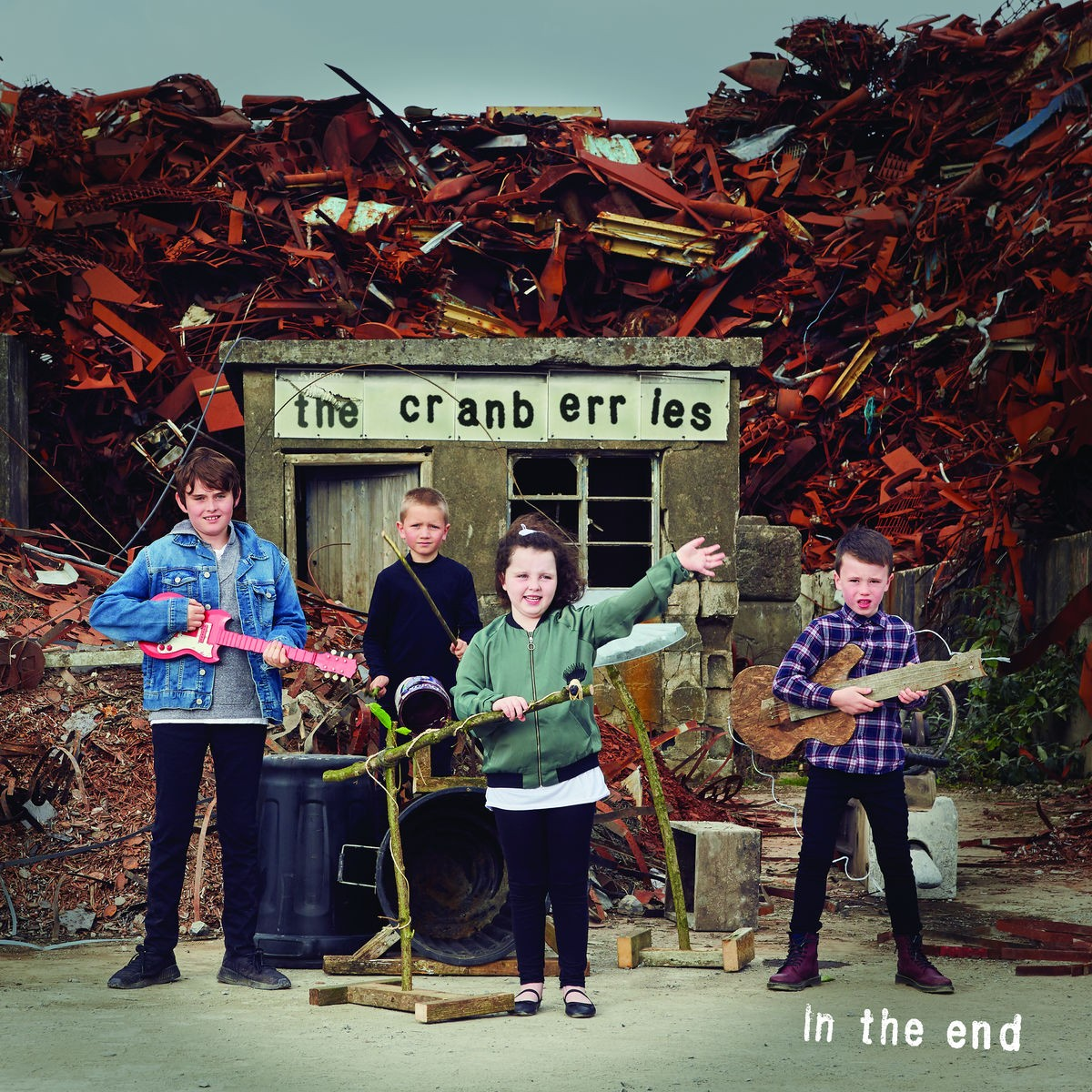 The Cranberries - In The End CD - 5053845123