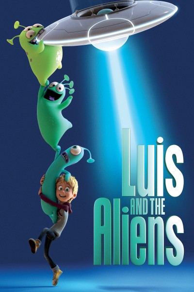Luis and the Aliens DVD - BSF 178
