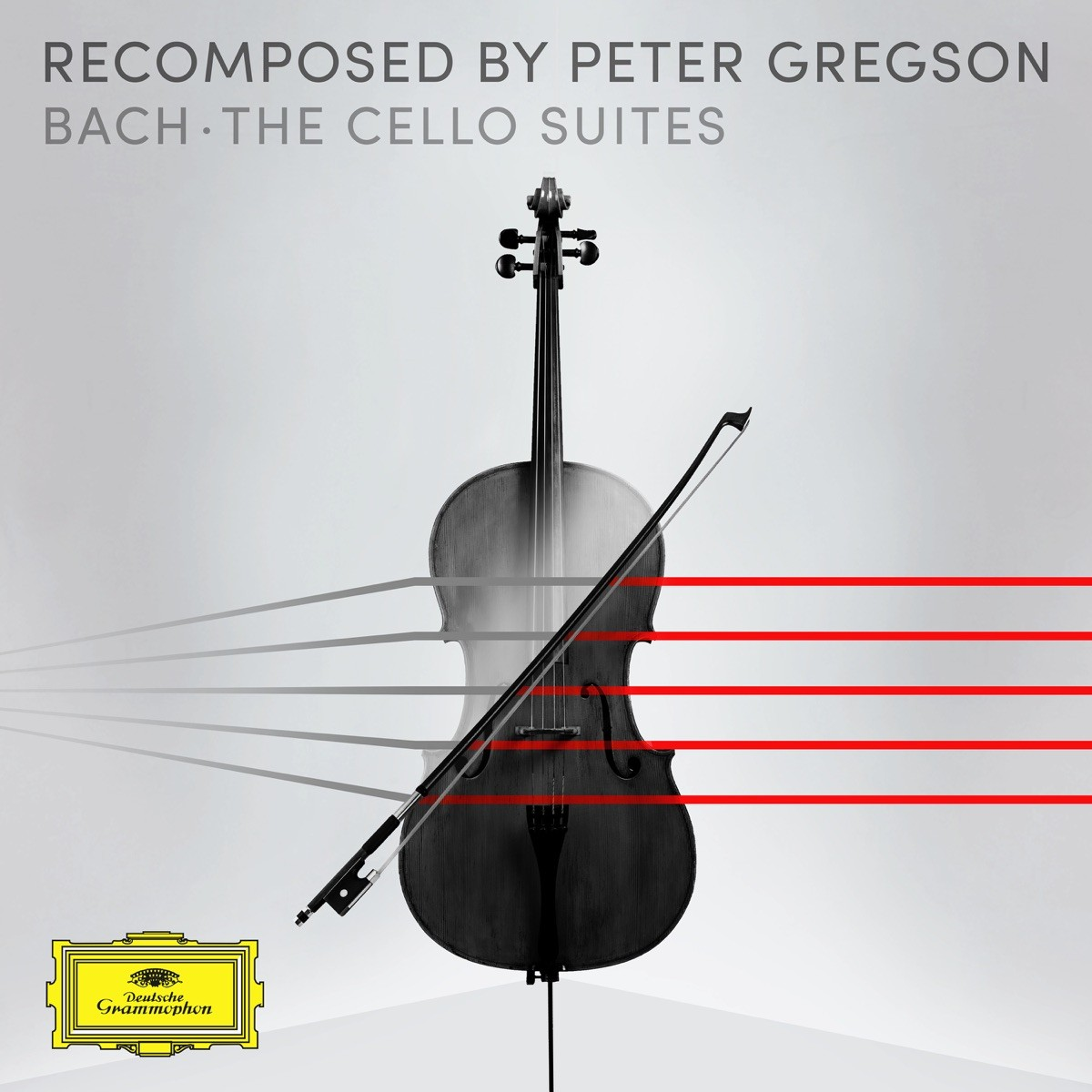 Peter Gregson - Bach: The Cello Suites - Recomposed by CD - 002894835529