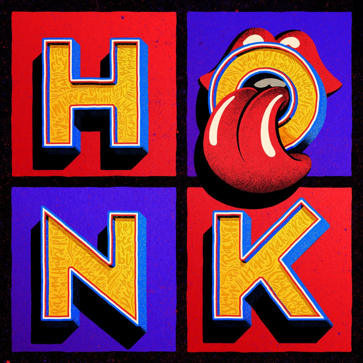 The Rolling Stones - Honk CD - 060257745199