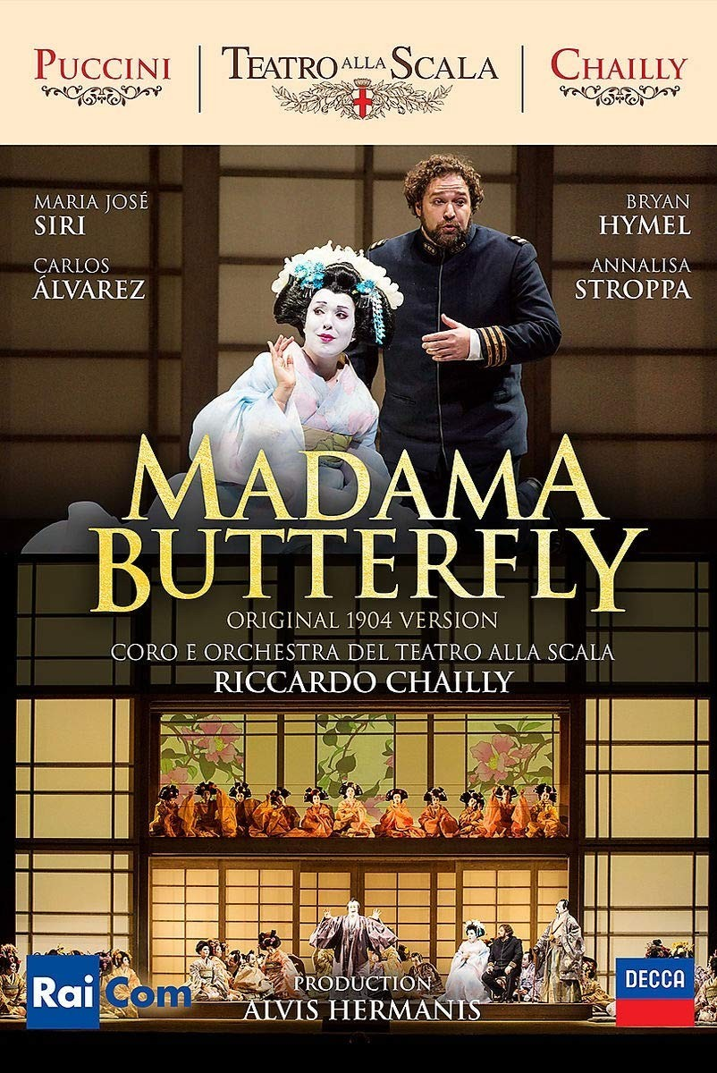 Riccardo Chailly  - Puccini: Madama Butterfly DVD - 00440 0743982