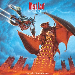 Meat Loaf - Bat Out of Hell II - Back Into Hell VINYL - 060257719777