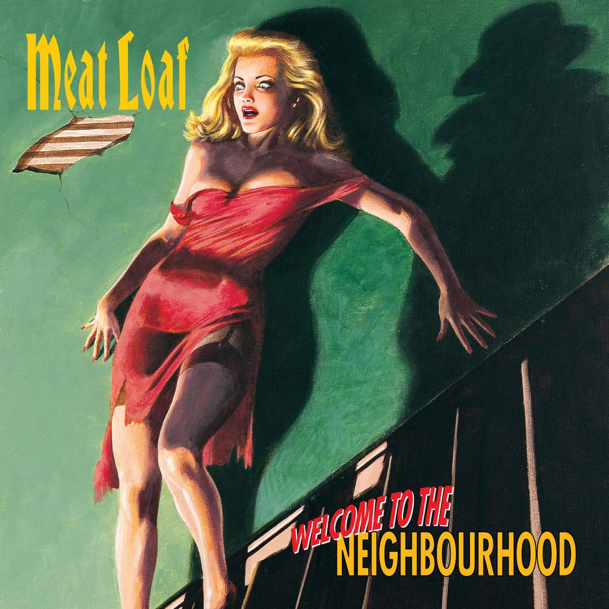 Meat Loaf - Welcome to the Neighbourhood VINYL - 060257719791