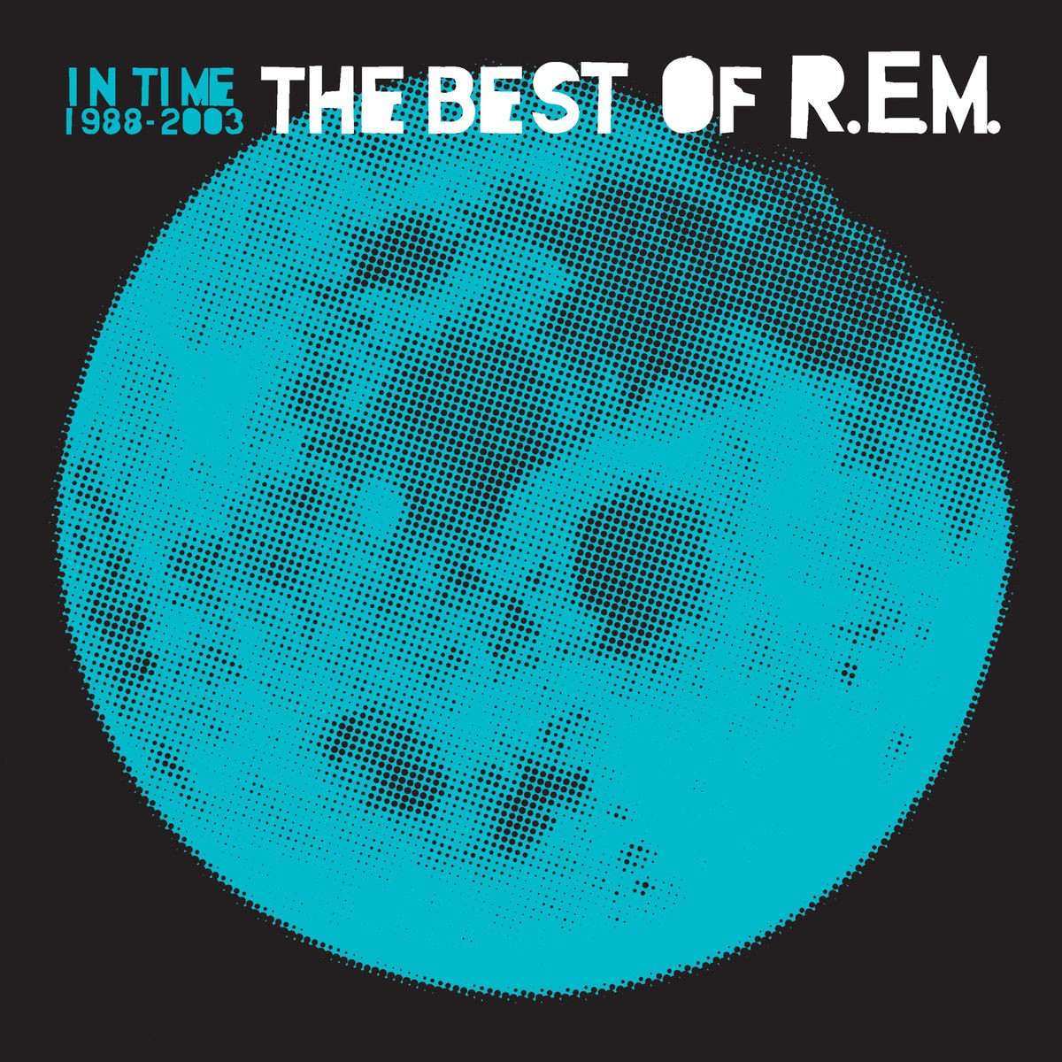 R.E.M. - In Time: The Best of R.E.M. 1988-2003 VINYL - 088807208482
