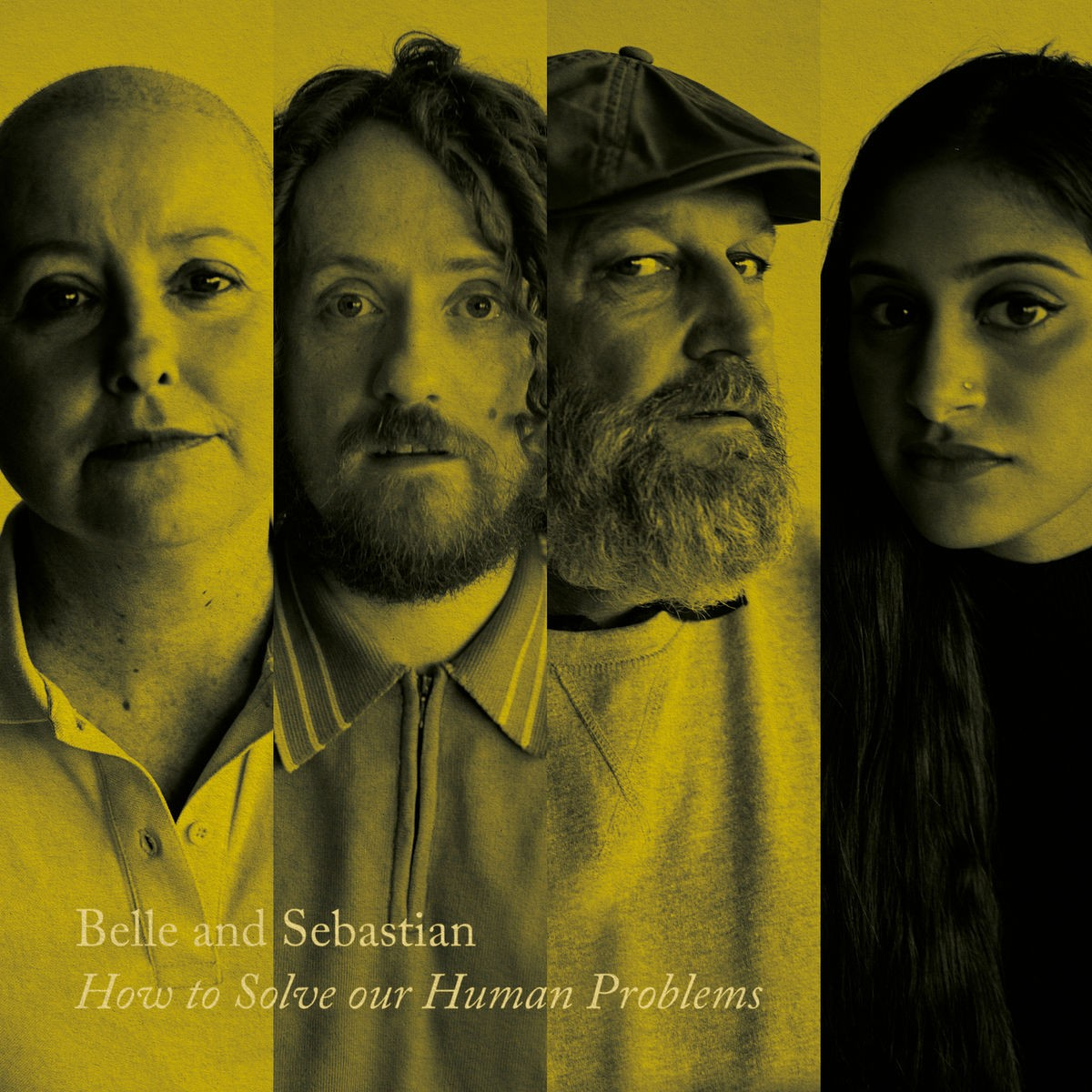 Belle And Sebastian - How to Solve Our Human Problems, Pt. 2 - EP VINYL - OLE11951