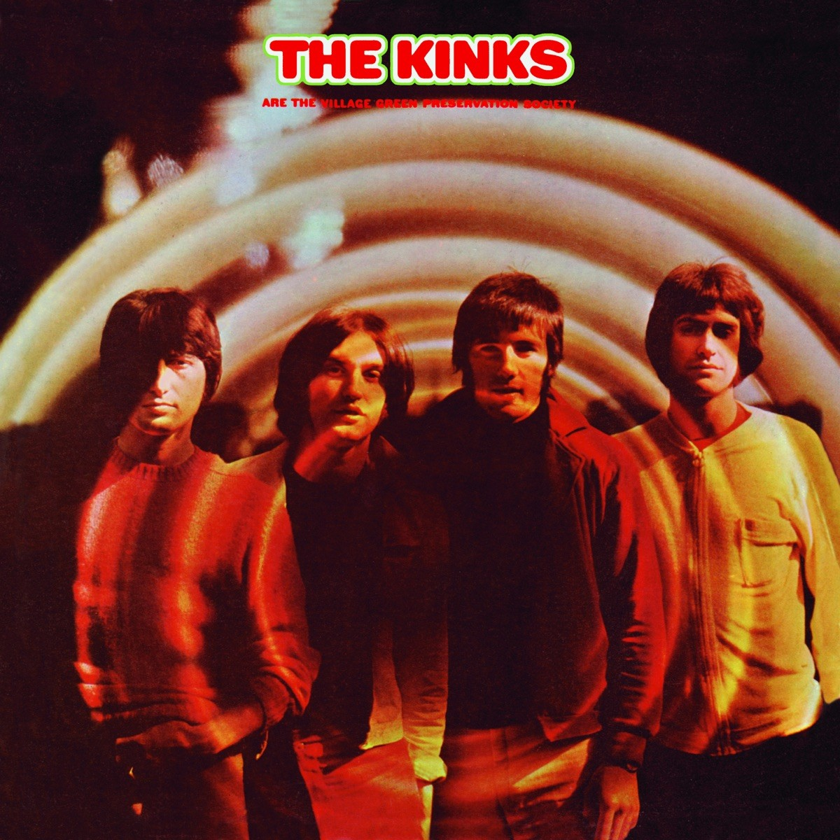 The Kinks - Are the Village Green Preservation Society VINYL - 5053840221