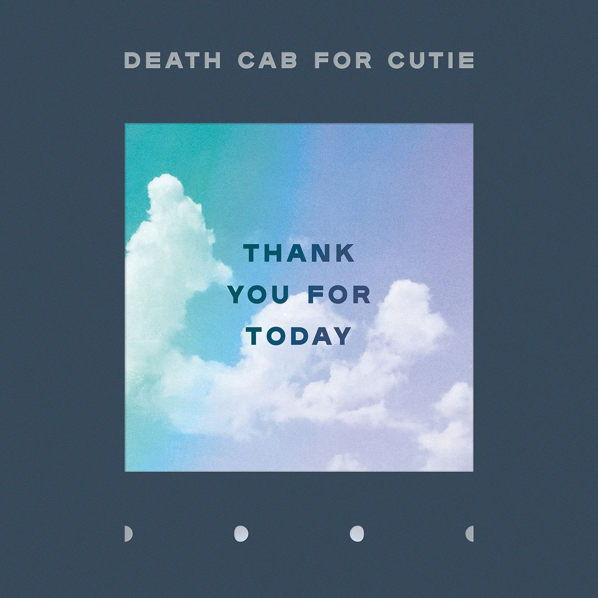 Death Cab For Cutie - Thank You for Today VINYL - 7567865631