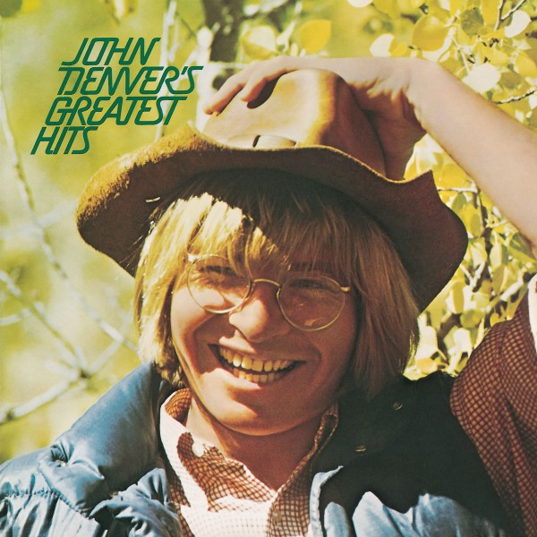 John Denver - Greatest Hits VINYL - 19075903541
