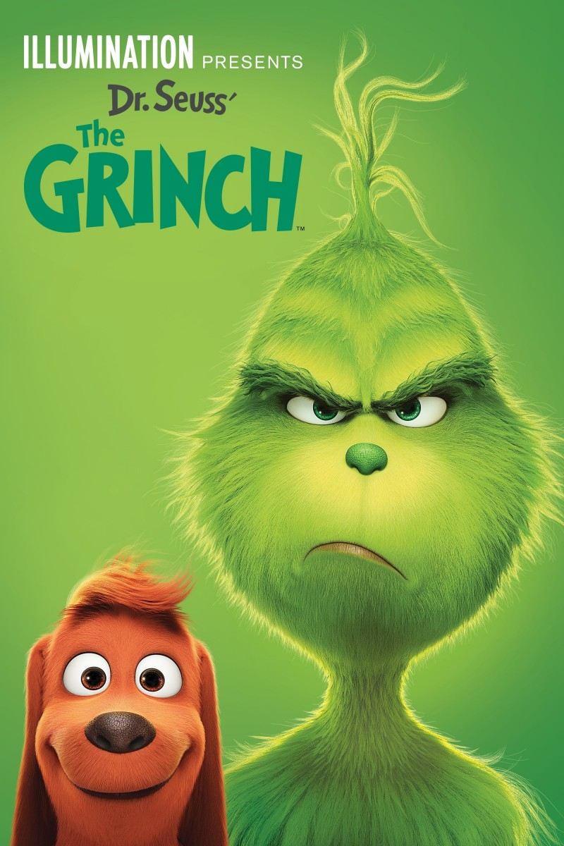 The Grinch DVD - 73907 DVDU