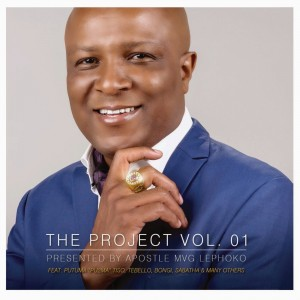 Apostle MVG Lephoko - The Project Volume 1 CD - CDSRBL 778