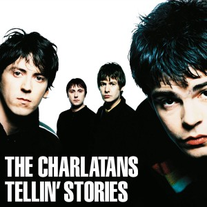 The Charlatans - Tellin' Stories VINYL - BBQLP2093