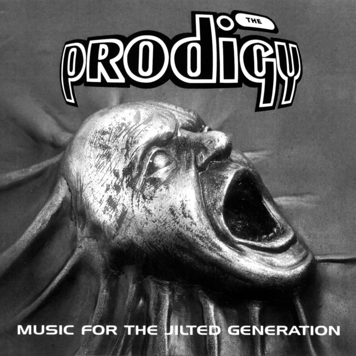 The Prodigy - Music for the Jilted Generation VINYL - XLLP114