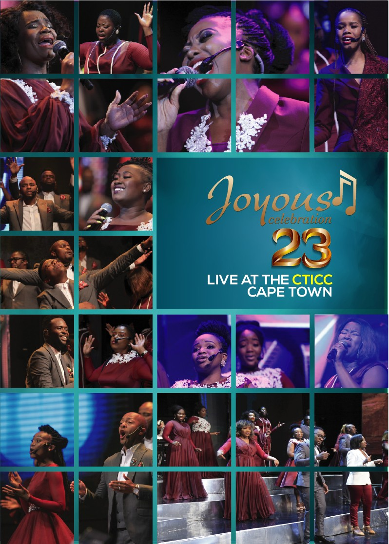 Joyous Celebration - 23 - Live At The CTICC Cape Town DVD - DVPAR5115