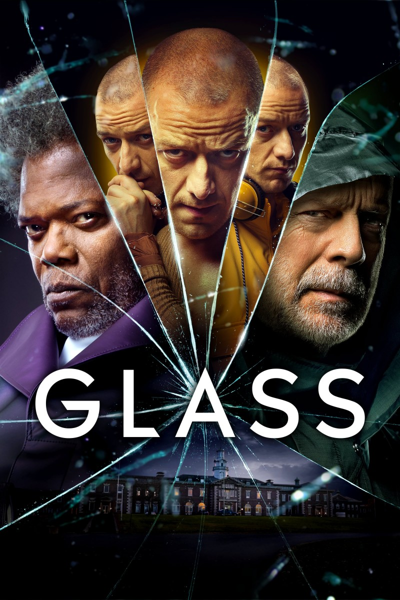Glass DVD - 10229587