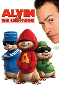 Alvin and the Chipmunks DVD - 36299 DVDF