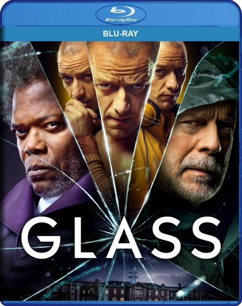 Glass Blu-Ray - 10229590