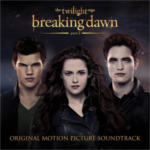 The Twilight Saga: Breaking Dawn, Pt. 2 (Original Motion Picture Soundtrack) CD - ATCD 10350