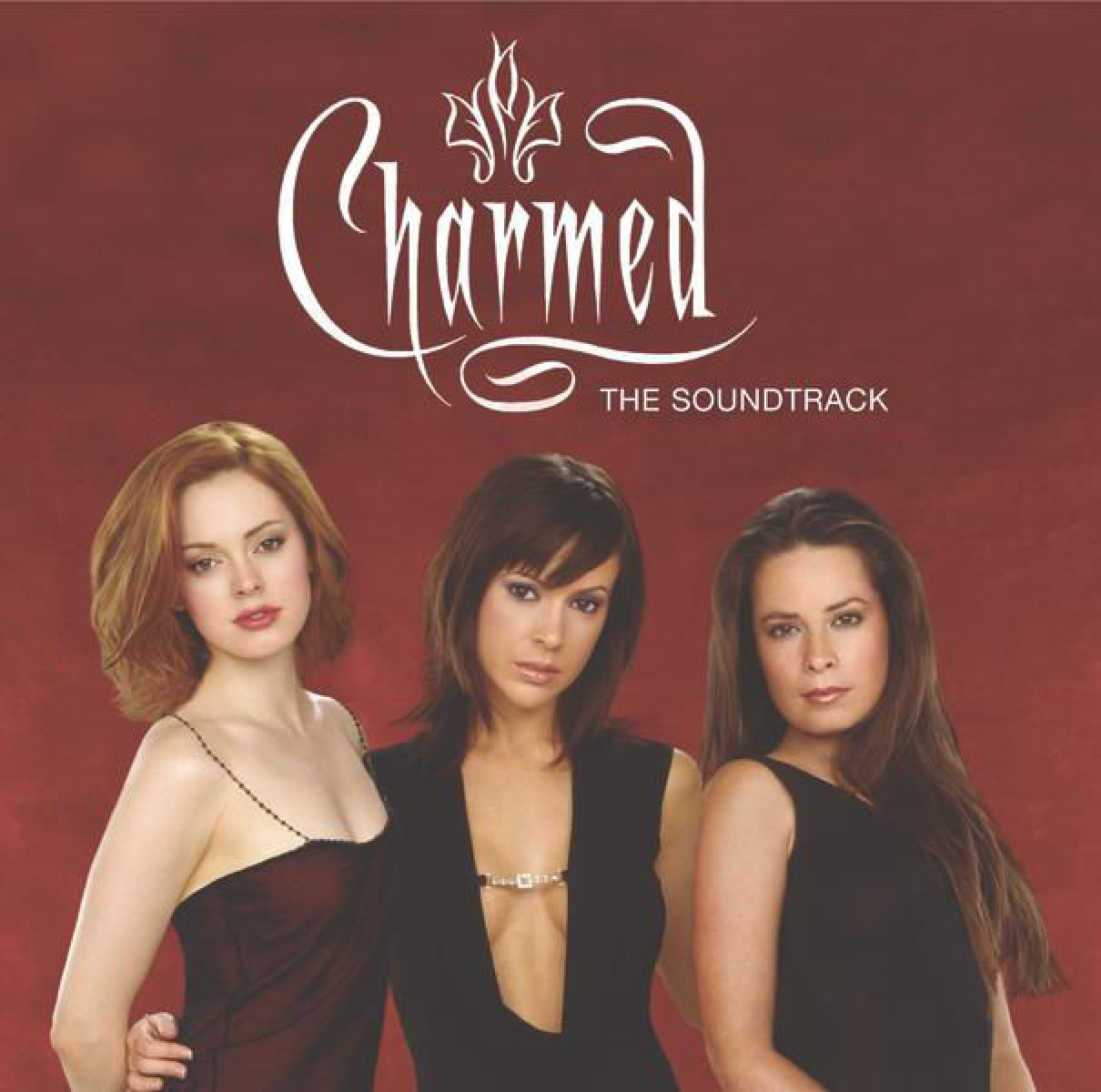 Charmed (The Soundtrack) CD - 82876521302