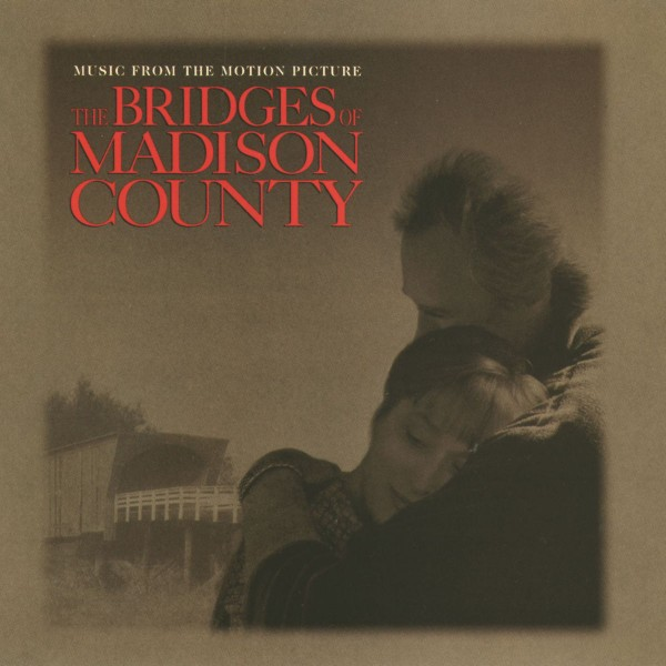 The Bridges of Madison County (Soundtrack from the Motion Picture) CD - 9362459492