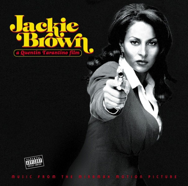 Jackie Brown (Music from the Miramax Motion Picture) CD - 9362468412