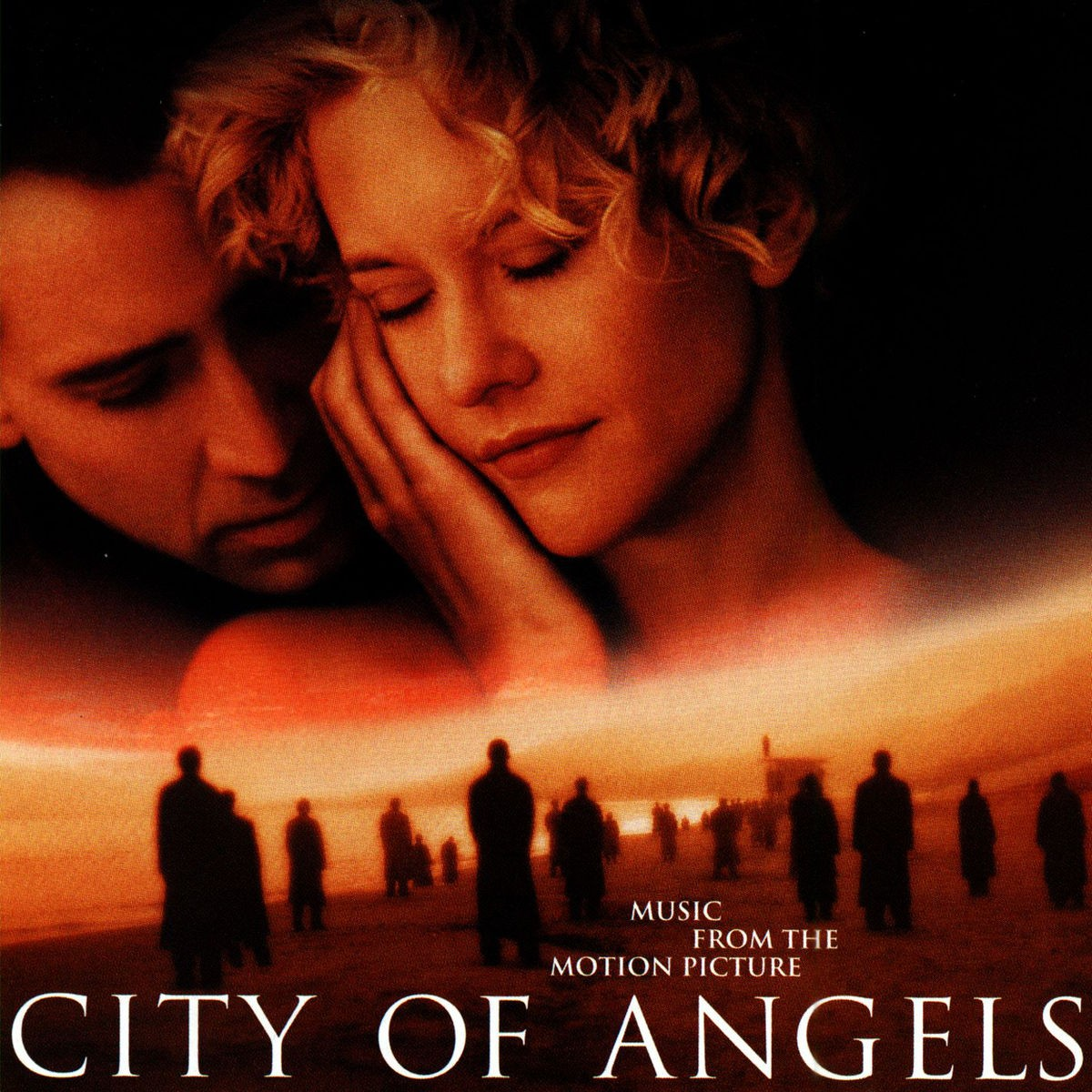 City of Angels (Music from the Motion Picture) CD - WBCD 1890