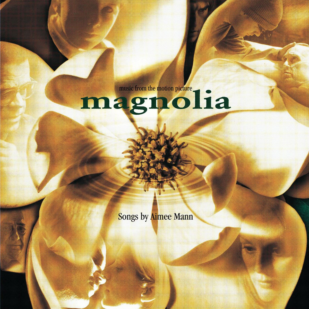 Aimee Mann - Magnolia (Music from the Motion Picture) CD - 9362475832