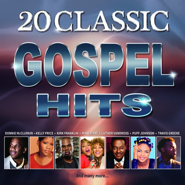 20 Classic Gospel Hits CD - CDBSP3394
