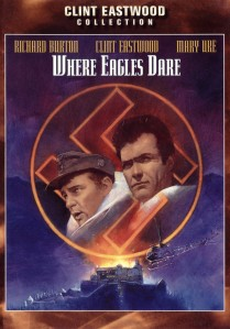 Where Eagles Dare DVD - 65186 DVDW