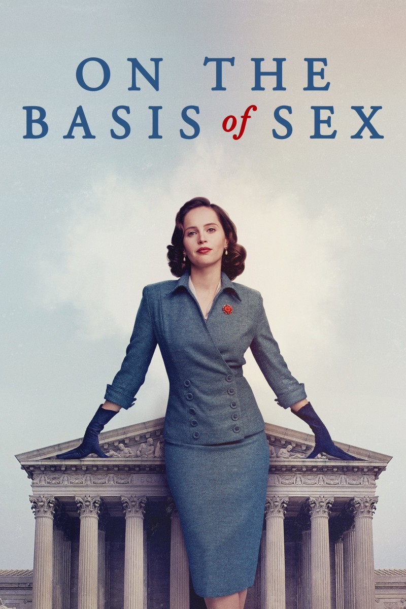 On the Basis of Sex DVD - 04322 DVDI