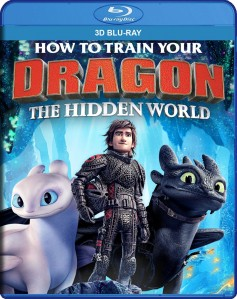 How to Train Your Dragon: The Hidden World 3D Blu-Ray - 3D BDU 635870