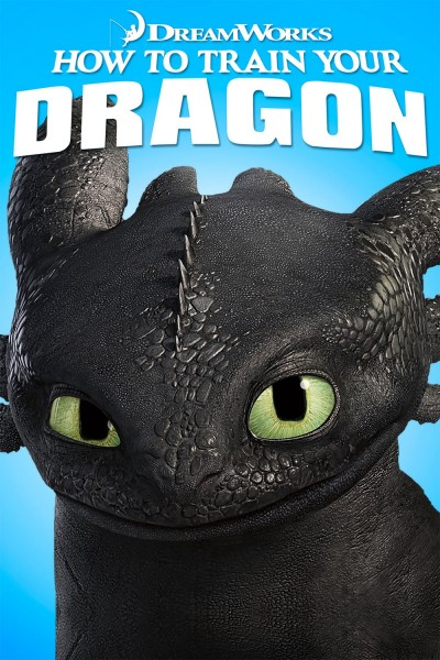 How to Train Your Dragon DVD - 113607 DVDF