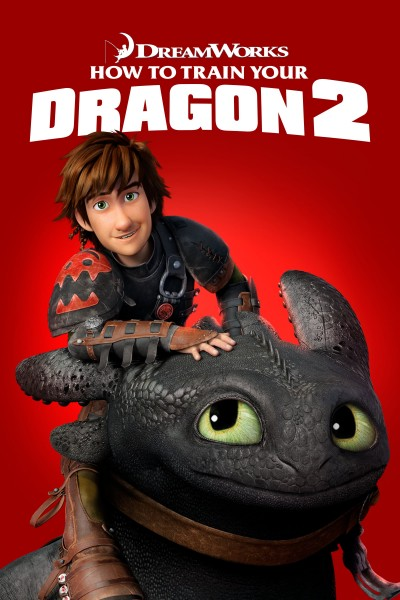 How to Train Your Dragon 2 DVD - 56899 DVDF