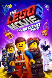 The Lego Movie 2: The Second Part DVD - Y35089 DVDW