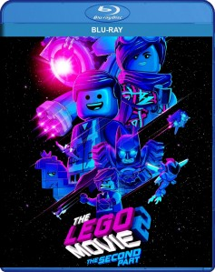 The Lego Movie 2: The Second Part Blu-Ray - Y35090 BDW