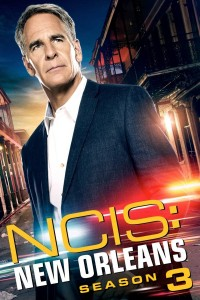 NCIS: New Orleans: Season 3 DVD - EU146306 DVDP