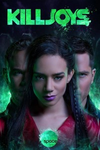 Killjoys: Season 4 DVD - 108453 DVDU