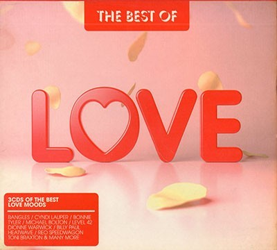 The Best Of Love CD - BOFCD05