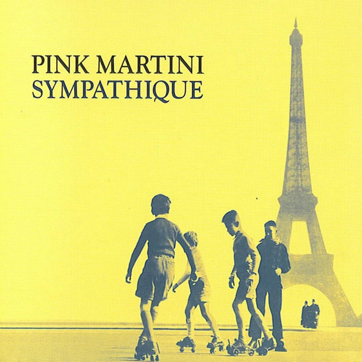 Pink Martini - Sympathique CD - WRASS143