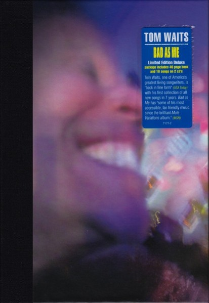 Tom Waits - Bad As Me (Limited Edition) CD - 045778717729