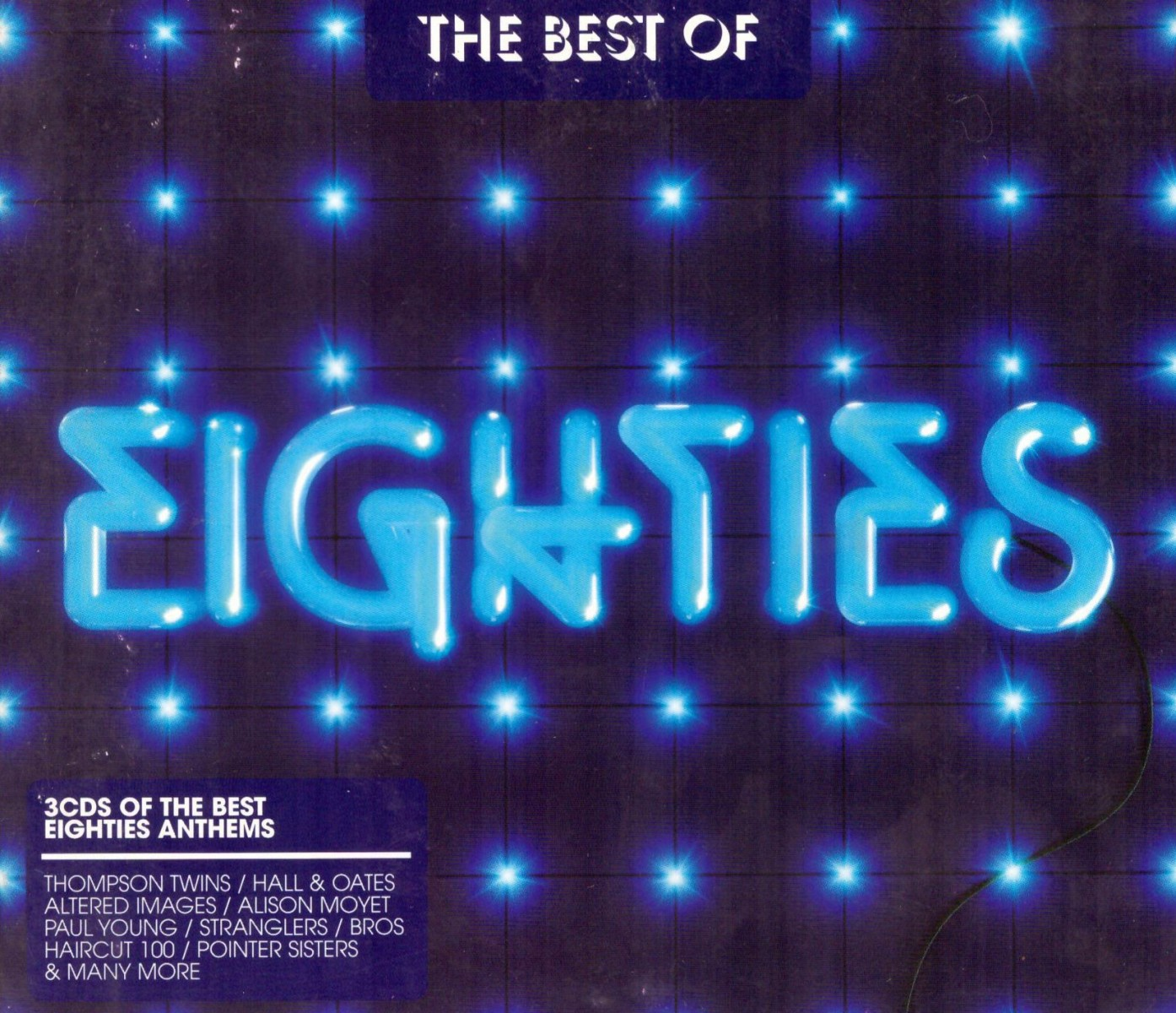 The Best Of The Eighties CD - BOFCD01