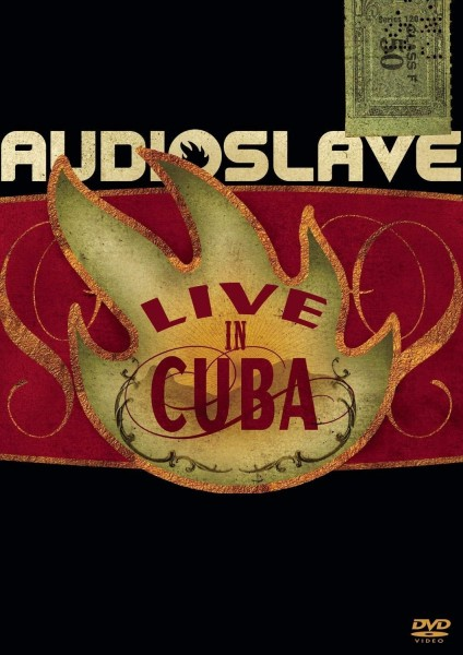 Audioslave - Live In Cuba (Deluxe Edition) DVD+CD - 0602498862940