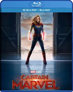 Captain Marvel 3D Blu-Ray+Blu-Ray - 10229712