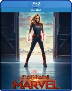 Captain Marvel Blu-Ray - 10229711