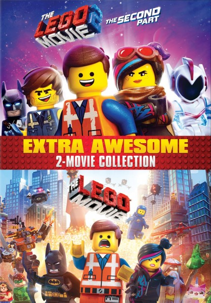 The Lego Movie Collection Dvd Echos Record Bar Online Store
