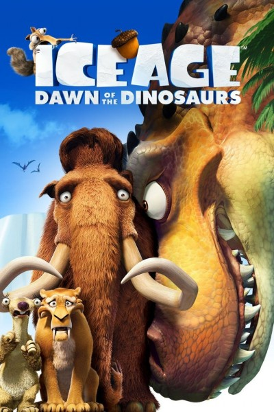 Ice Age: Dawn of the Dinosaurs DVD - 37666 DVDF