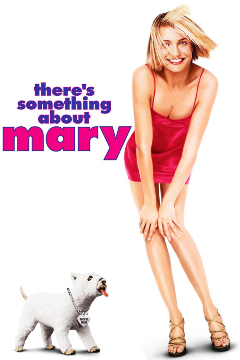 There's Something About Mary DVD - 00178 DVDF