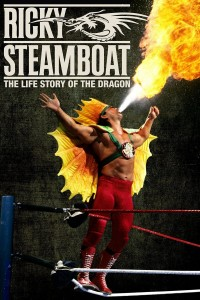 WWE: Ricky Steamboat - The Life Story of the Dragon DVD - WWE1280
