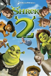 Shrek 2 DVD - 112488 DVDF