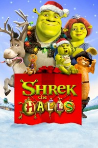 Shrek the Halls DVD - 114416 DVDF