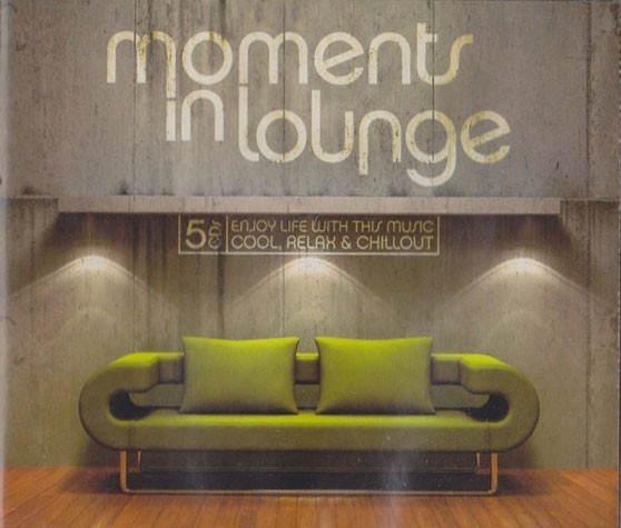 Moments In Lounge CD - 11.80.8984